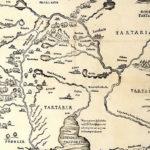 26 января 1525 года появилась первая печатная карта Руси