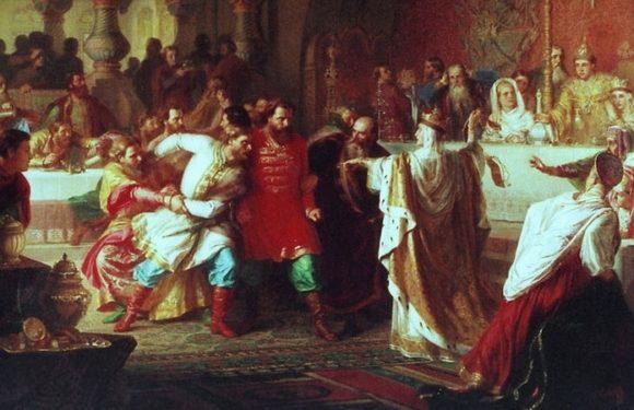 8 февраля 1433 года Великий князь московский Василий II женился на Марии Ярославне