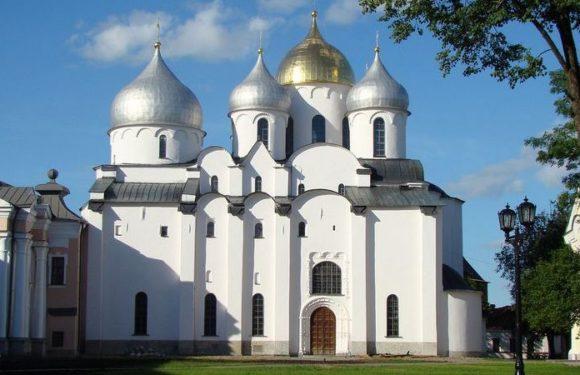 15 февраля 1045 года началось строительство Софийского собора в Новгороде
