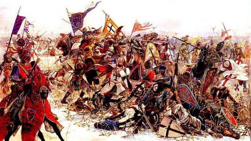 18 февраля 1268 года состоялась Раковорская битва
