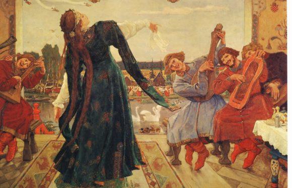 Средневековые танцы