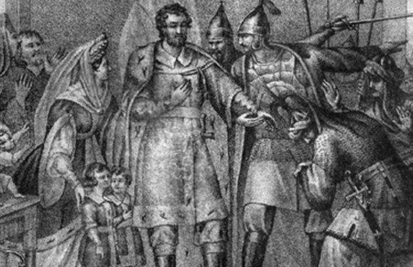 10 марта 1415 года родился Василий II Васильевич Тёмный