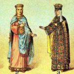 Кафтан из Изяславля 13 век