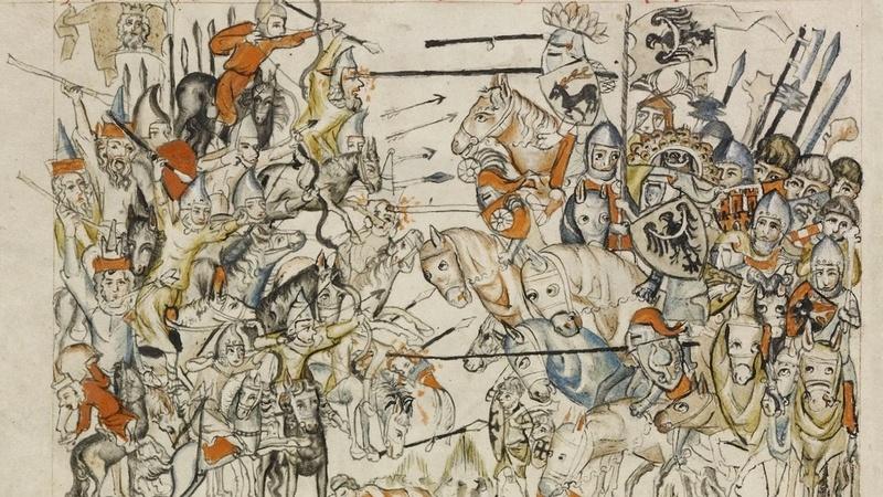 9 апреля 1241 года произошло сражение у Лигница