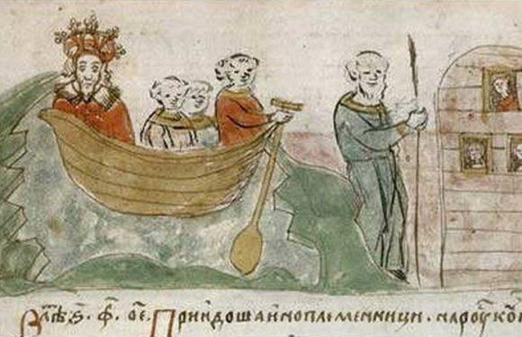 21 апреля 1101 года скончался Всеслав Брячиславич