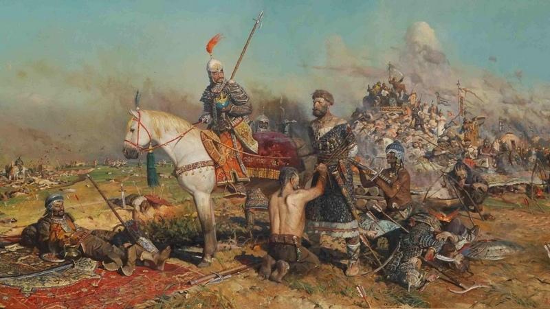 31 мая 1223 монголы разбили русско-половецкое войско