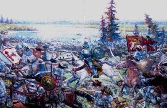 14 июля 1471 года московские войска разгромили новгородское ополчение