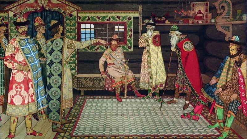 20 июля 1217 года на княжеском съезде было убито 6 князей