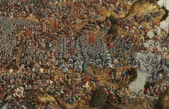 8 сентября состоялась битва под Оршей