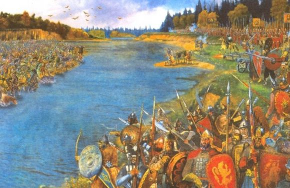 17 октября 1480 года началось знаменитое стояние на Угре