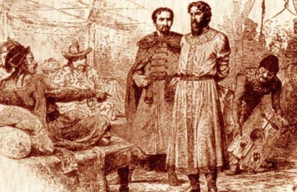 22 ноября 1318 года был убит в Орде князь Михаил Ярославич