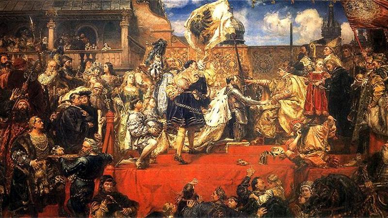 11 декабря 1519 года Польша объявила войну Тевтонскому ордену