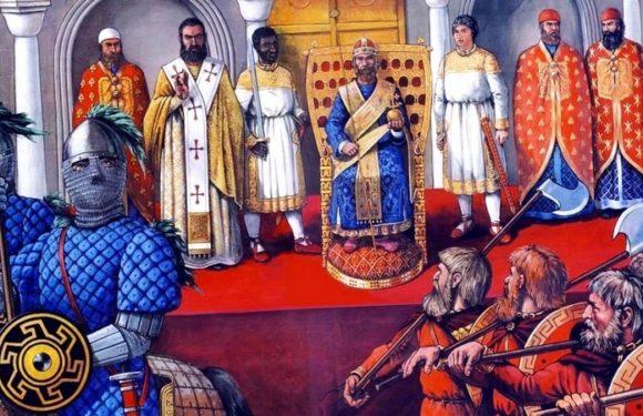 Как князья Полоцка уберегли трон Византии