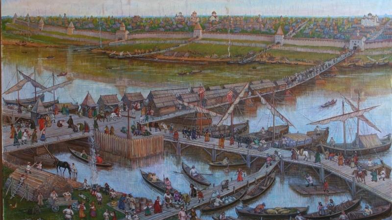 Доспешная мастерская XII века на территории Новгорода