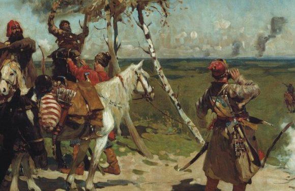 16 февраля 1571 года Иван Грозный утверждает воинский устав