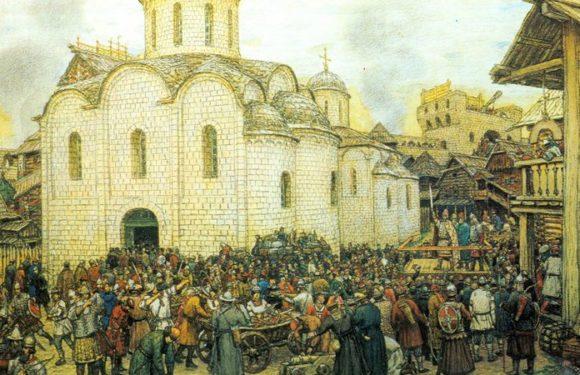 1 марта 1325 года Москва стала церковным центром Руси