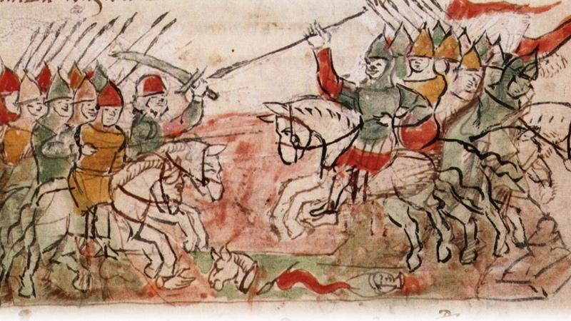 3 марта 1067 года состоялась битва на реке Немиге