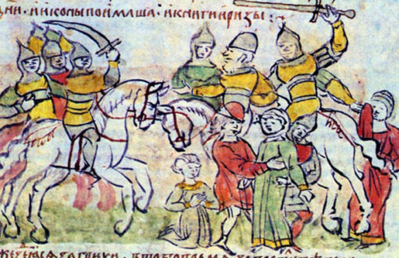12 марта 1169 года Андрей Боголюбский захватил Киев и сжёг его