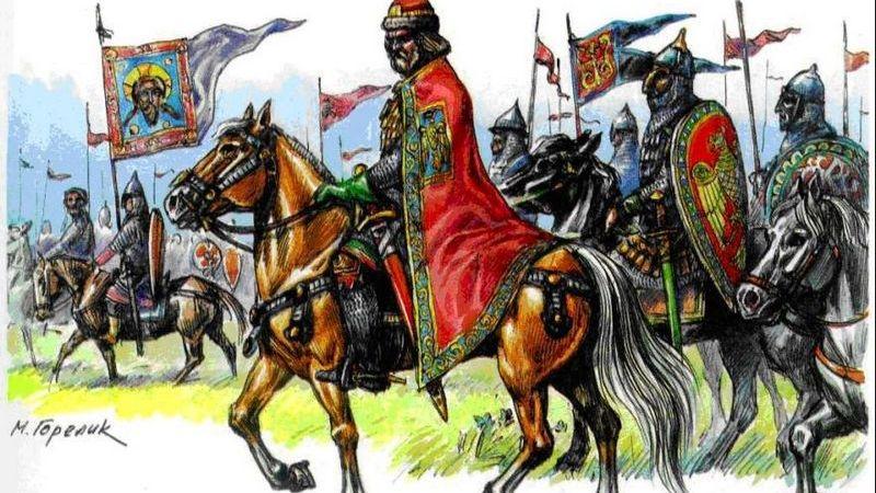 2 апреля 1151 года родился Игорь Святославич