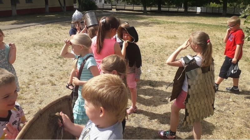 Клуб «Стаград» провел семинар в столичной школе