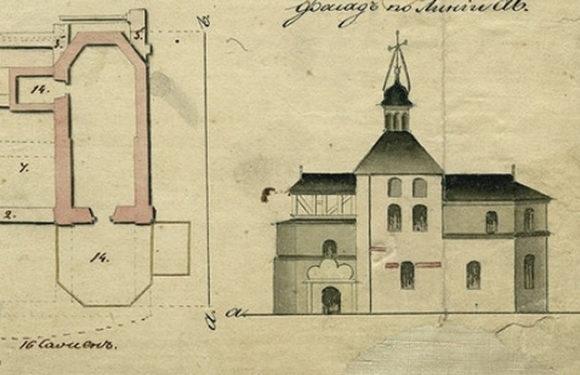 12 мая 966 года состоялось освящение первого храма на Руси