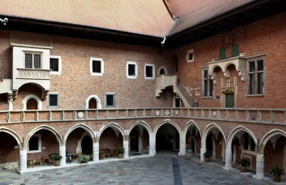 12 мая 1364 года был основан Ягеллонский университет