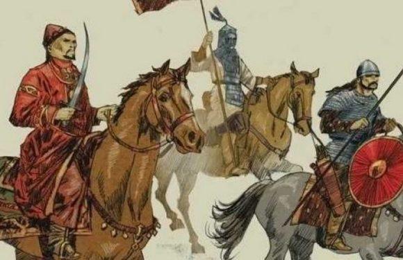 11-12 мая 1185 состоялась битва на реке Каяле