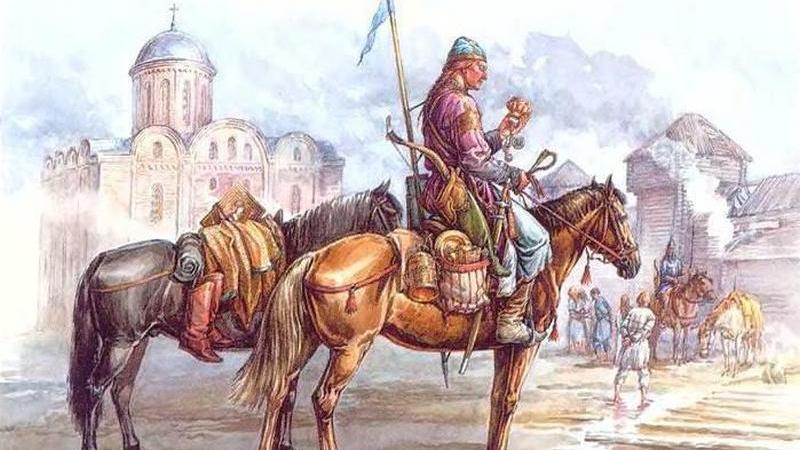 26 мая 1093 года — битва на Стугне между русскими и половцами