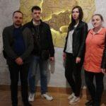 КИР «Стаград» посетил археологический музей Минска