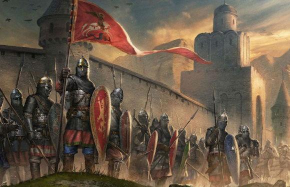 12 июля 1372 состоялось сражение у Любутска между войсками Дмитрия и Ольгерда