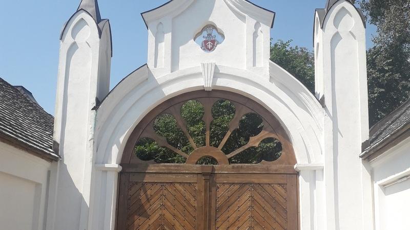 КИР «Стаград» посетил усадьбу Наднёман Наркевичей-Йодко
