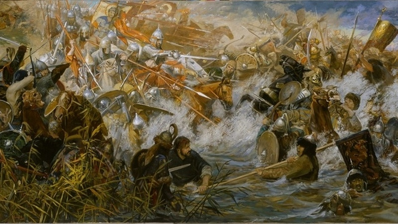11 августа 1378 года состоялась битва на реке Воже
