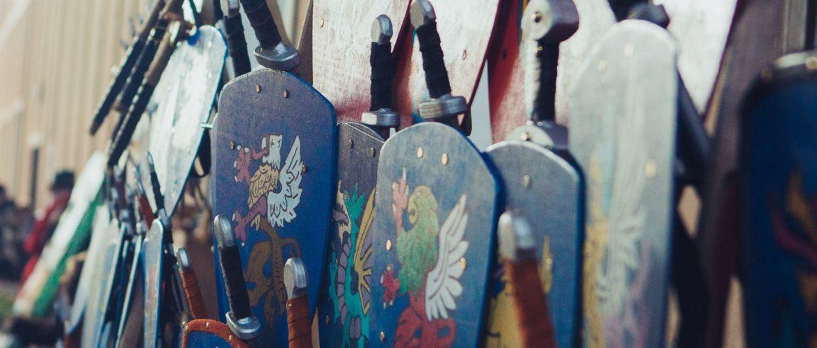 Фестиваль средневековья в Рутении