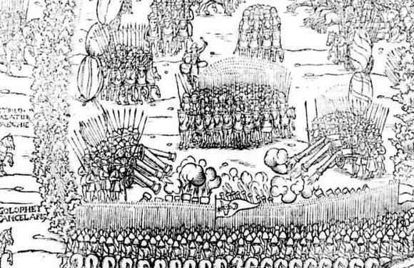 22 августа 1531 года состоялась битва при Обертыне