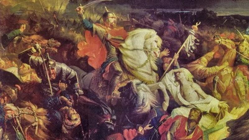 8 сентября 1380 года состоялась Куликовская битва
