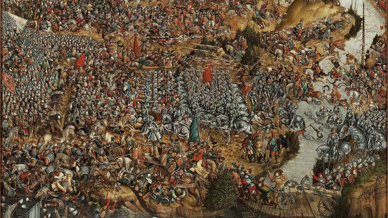 8 сентября 1514 года состоялась битва под Оршей