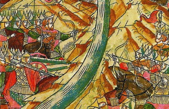 8 октября 1480 года началось «стояние на Угре»