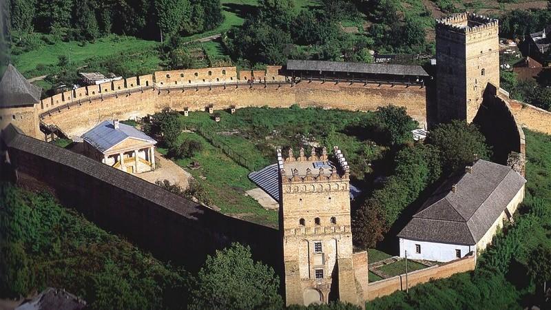 Луцкий замок — судьба твердыни великого князя Витовта
