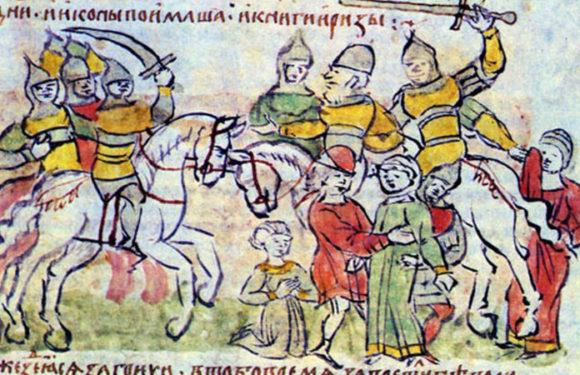 8 марта 1169 года Андрей Боголюбский захватил Киев и разграбил его