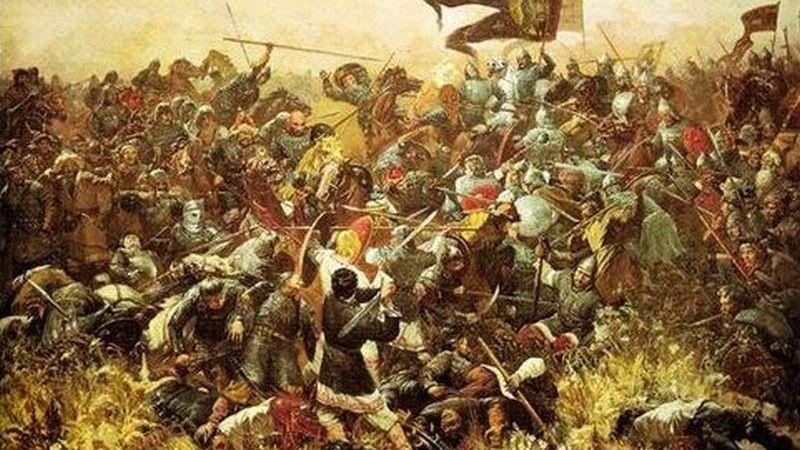 21 апреля 1216 г. состоялась Липицкая битва