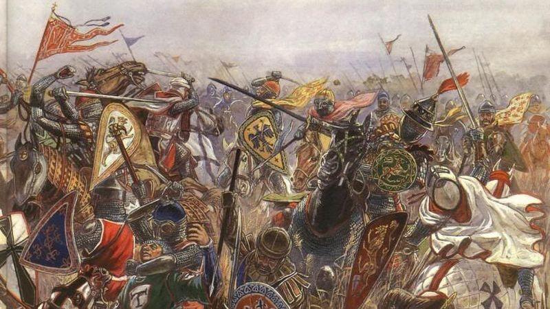 7 апреля 1311 года состоялась битва при Воплавках