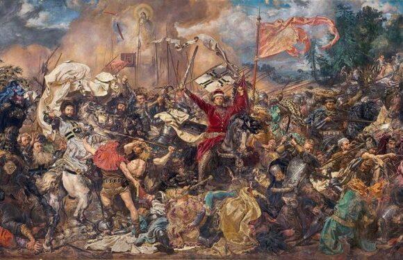15 июля 1410 года состоялась Грюнвальдская битва