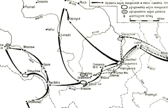 13 февраля 1241 года произошла битва под Турском