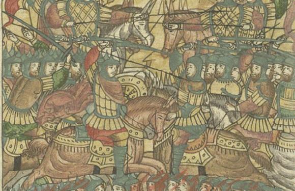 18 февраля 1268 года произошла Раковорская битва