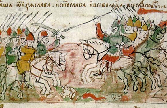 3 марта 1067 года произошла битва на Немиге