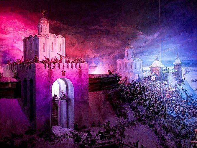 Оборона Земли Владимирской 1238