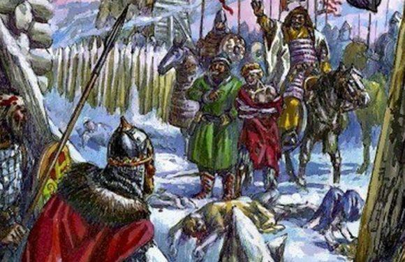2 февраля 1238 года хан Бату разрушает Москву