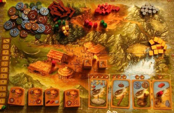 Обзор игры 100000 лет до нашей эры