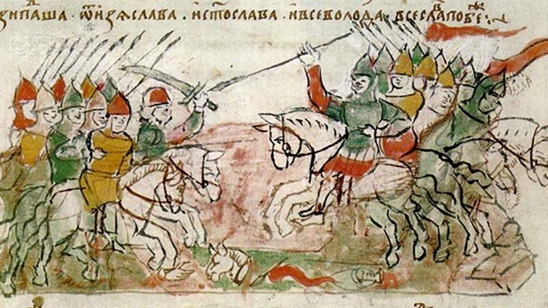 3 марта 1067 года Минск впервые упоминается в летописях