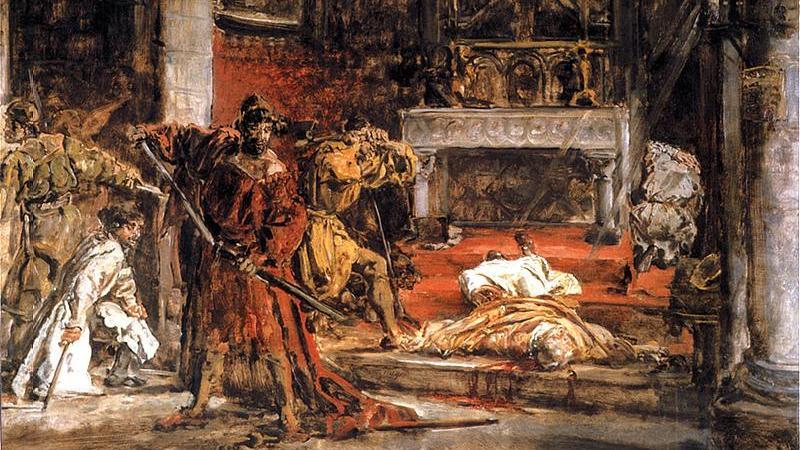 11 апреля 1079 года польский король казнил Станислава Щепановского
